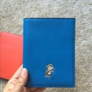 Coach Gary Basemen (RARE) limited passport cover NWT